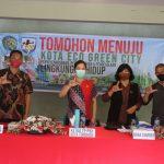 Sosialisasi Tomohon Menuju Kota Eco Green City
